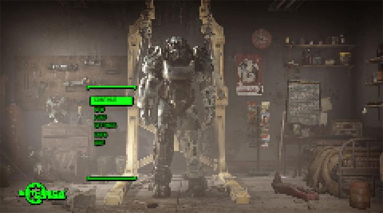 Upscale mod for Fallout 4