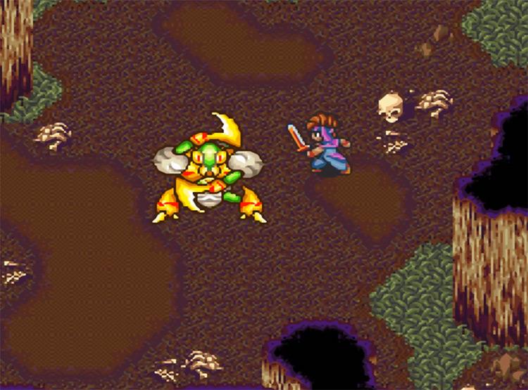 Secret of Mana SNES multiplayer