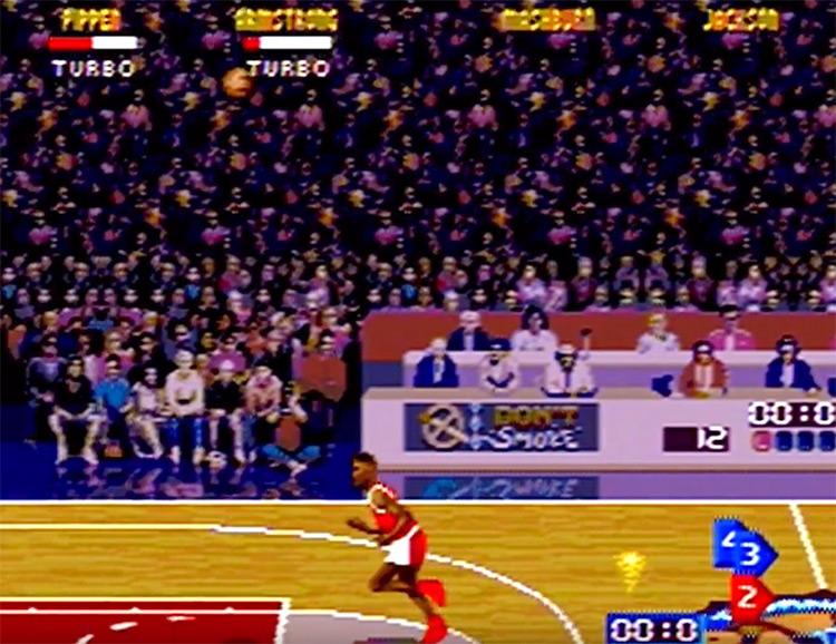 NBA Jam SNES multiplayer
