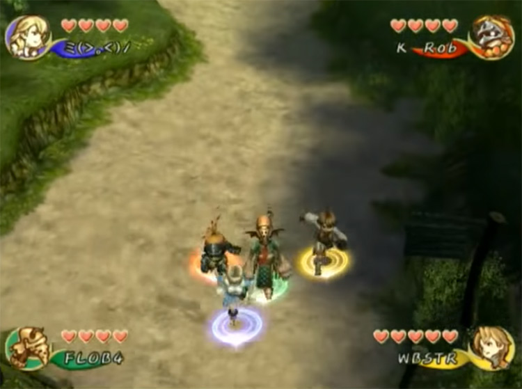 Final Fantasy Crystal Chronicles screenshot