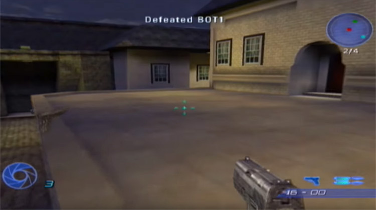 007 Agent Under Fire gameplay