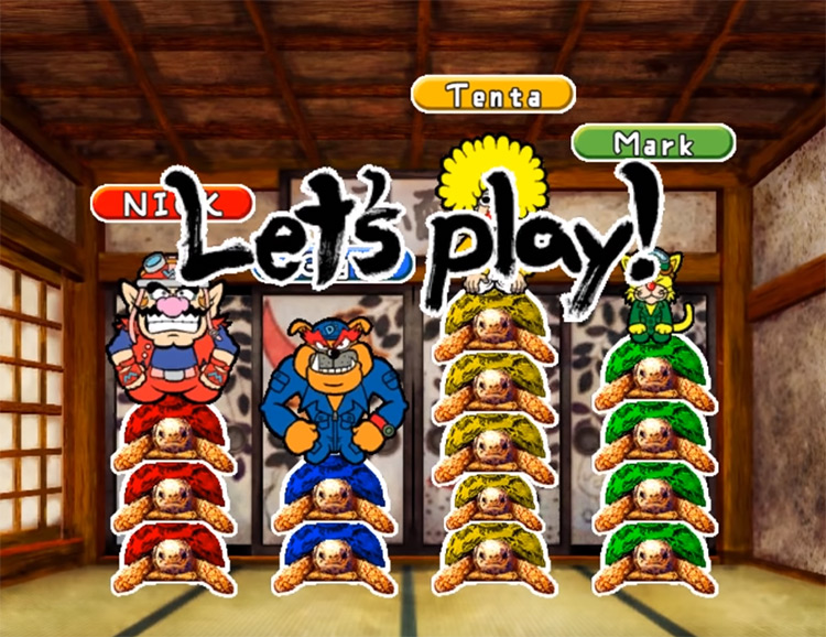 WarioWare Inc 2004 Gamecube screenshot
