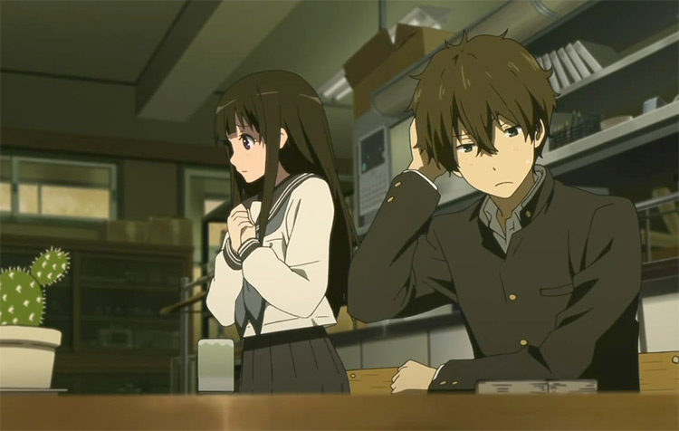 20 Best Detective Anime Series Movies Ever Made Fandomspot