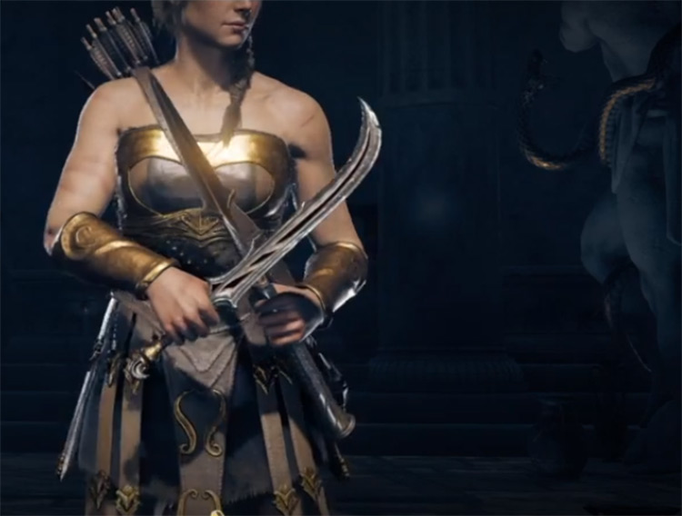 Top 25 Best Weapons In Assassin S Creed Odyssey Ranked Fandomspot