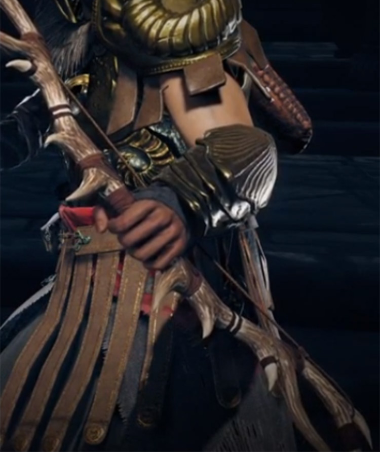 Hades's Bow in AC Odyssey