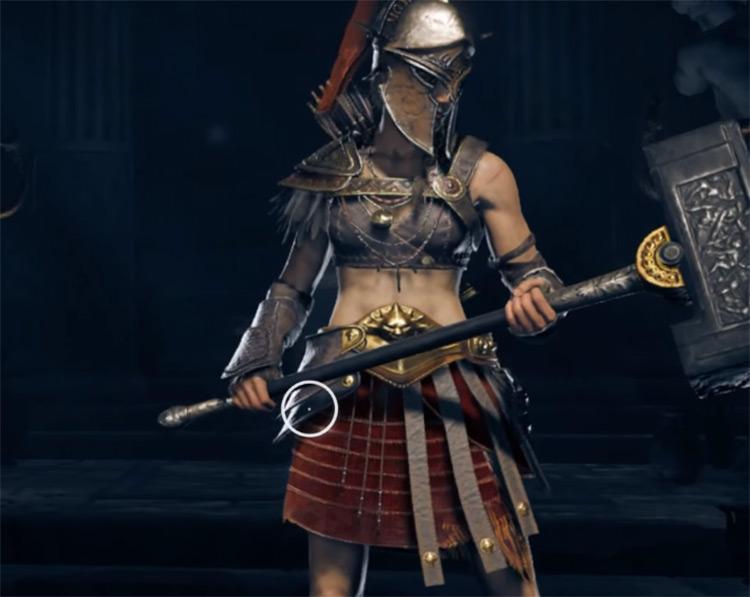 Hammer of Jason in AC Odyssey