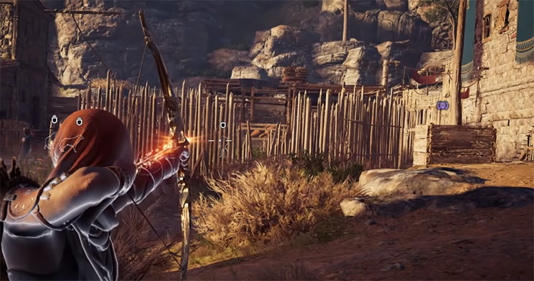 Achilles's Bow in AC Odyssey