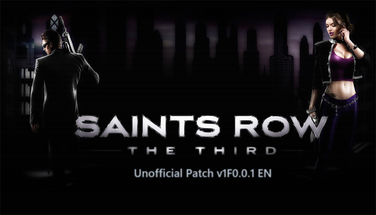 Unofficial Patch Saints Row 3rd mod