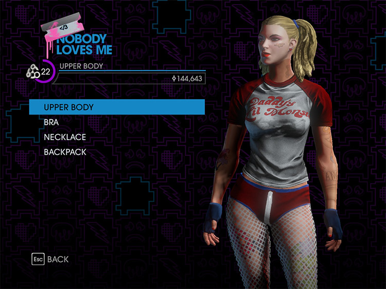 Daddy's Lil' Monster Shirt SaintsRow 4