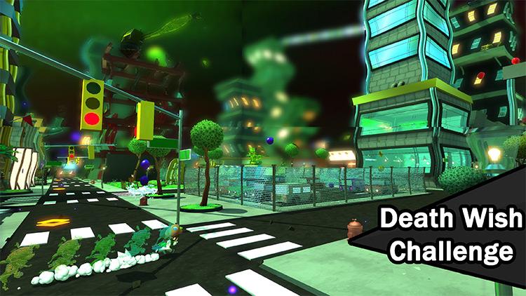 New Hat City mod screenshot