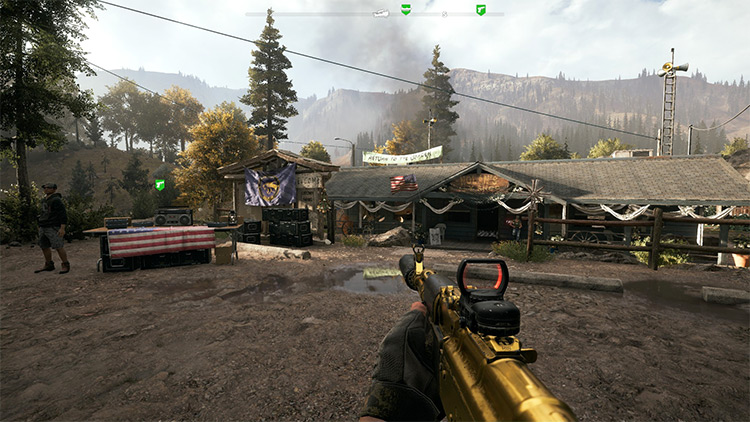 Far Cry 5 Resistance, best PC mod