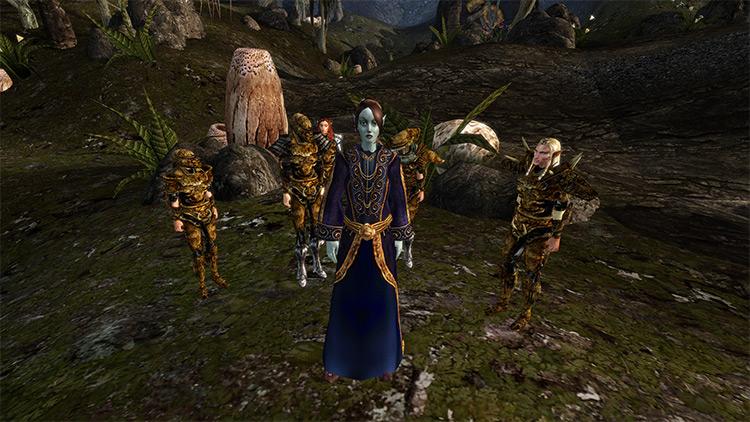 Better Heads mod for Morrowind