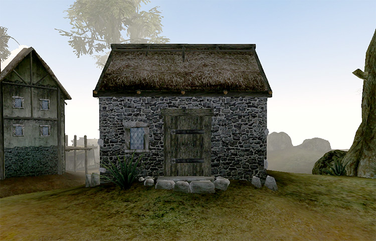 Fargoth's House, best home in Morrowind