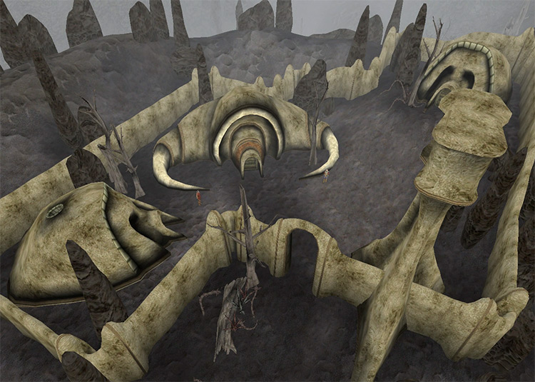 Indarys Manor Morrowind
