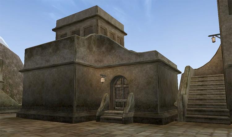 Hlaalo Manor in Morrowind