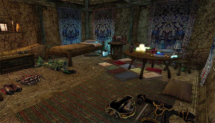 Ra'Virr's House in Morrowind