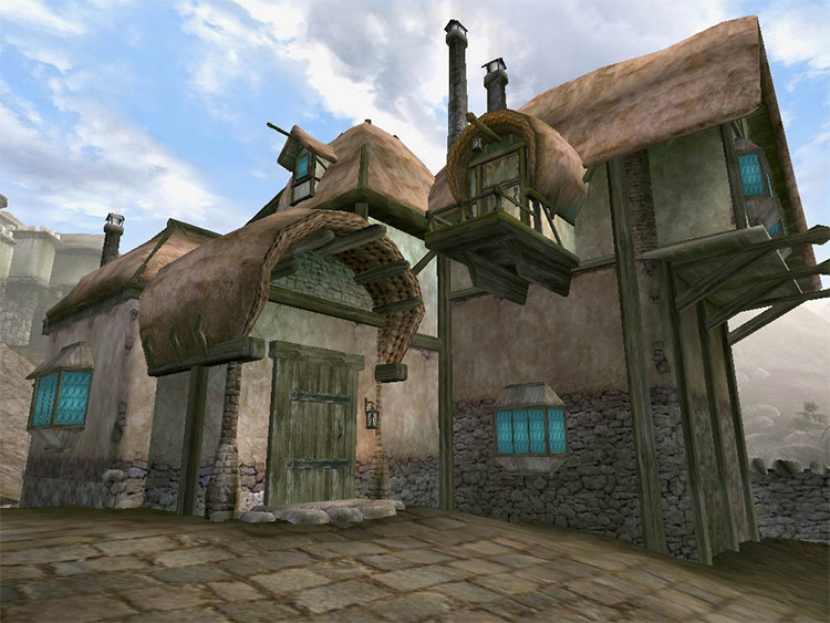 Ghorak Manor in Morrowind