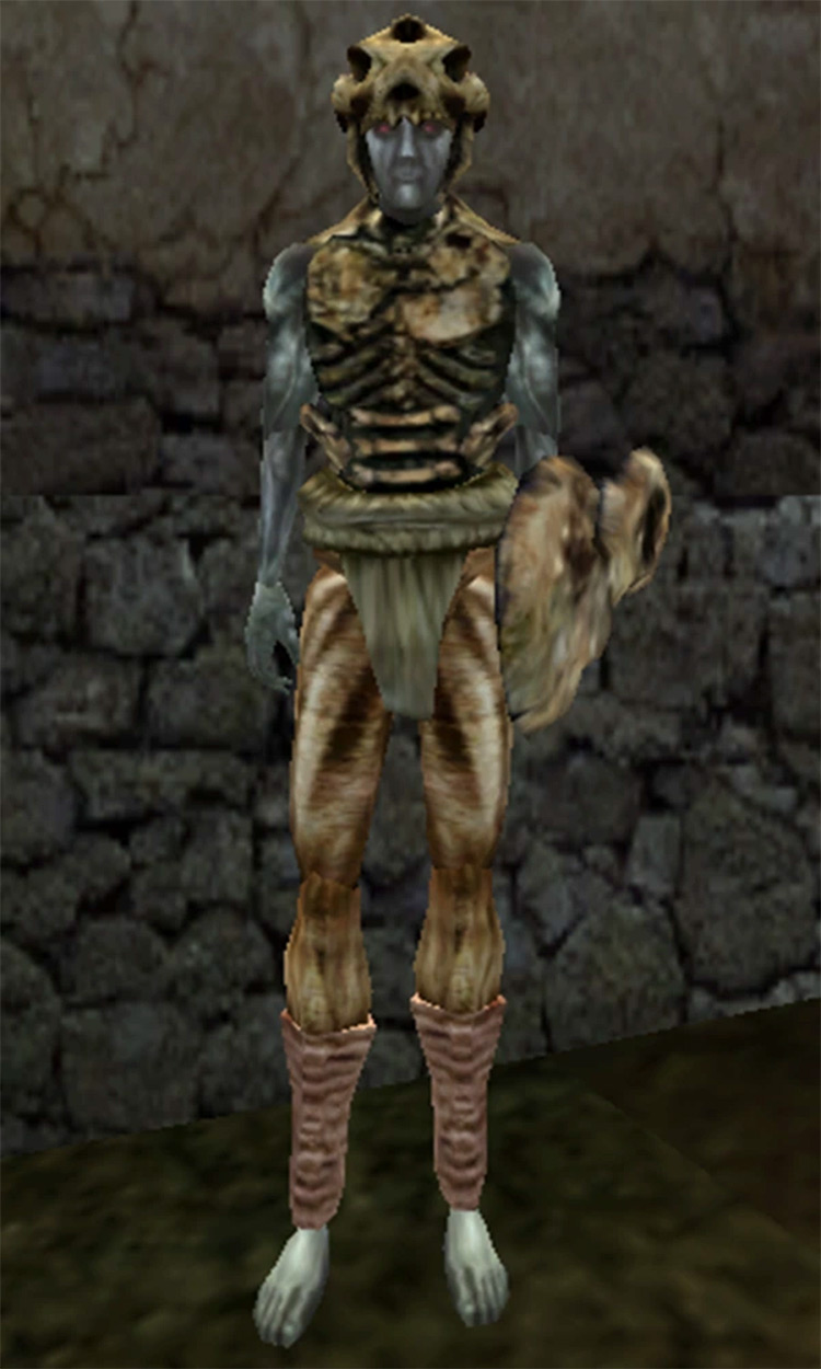 Trollbone Armor in TES Morrowind