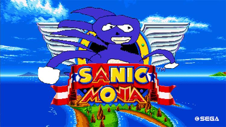 Sanic Monia free mod