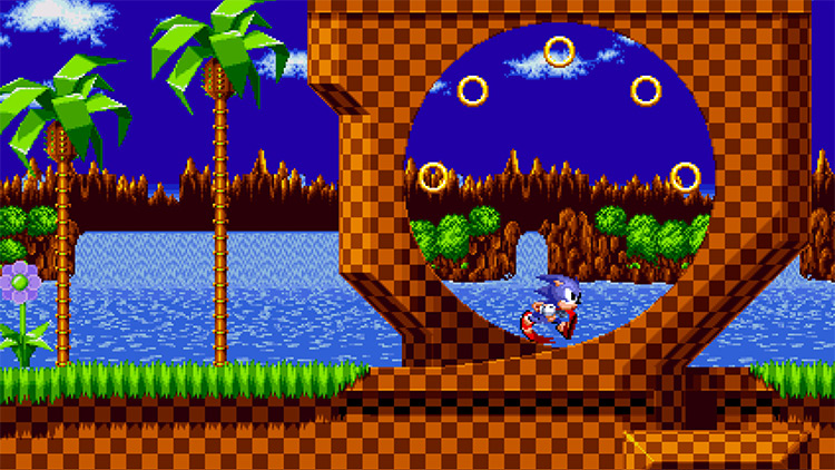 Another Genesis Sonic Mod
