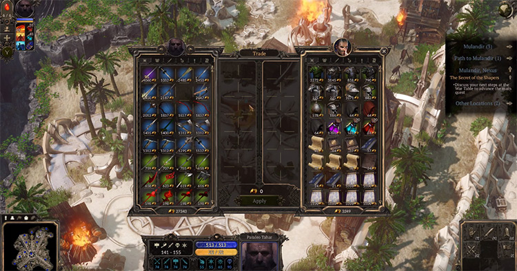 Rotate with CTRL SpellForce3