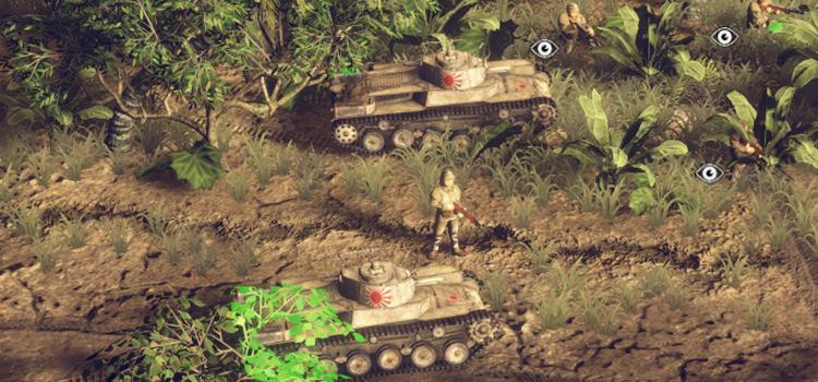 Sudden Strike 4Ever modded screenshot