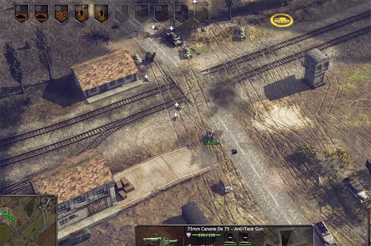 Resistance Sudden Strike 4