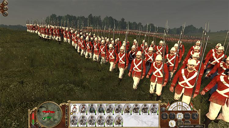 Victoria: Total War mod