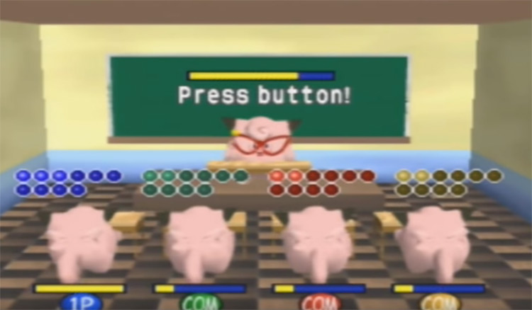 Pokémon Stadium N64 screenshot