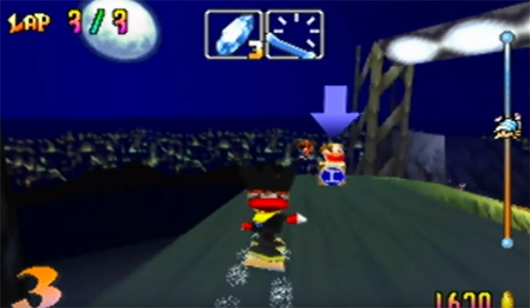 Snowboard Kids for N64
