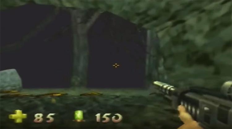 Turok 2 on N64