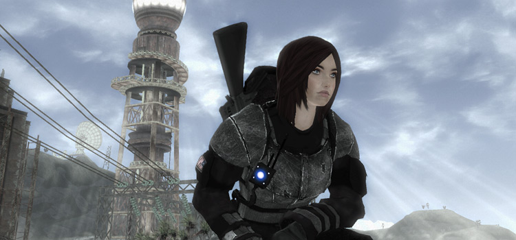 Female character updated armor mod - Fallout New Vegas
