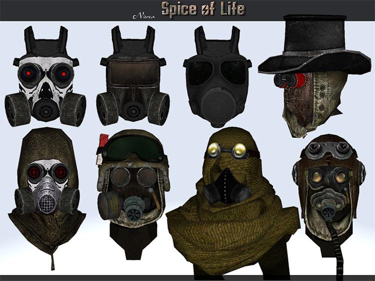 Spice of Life mod