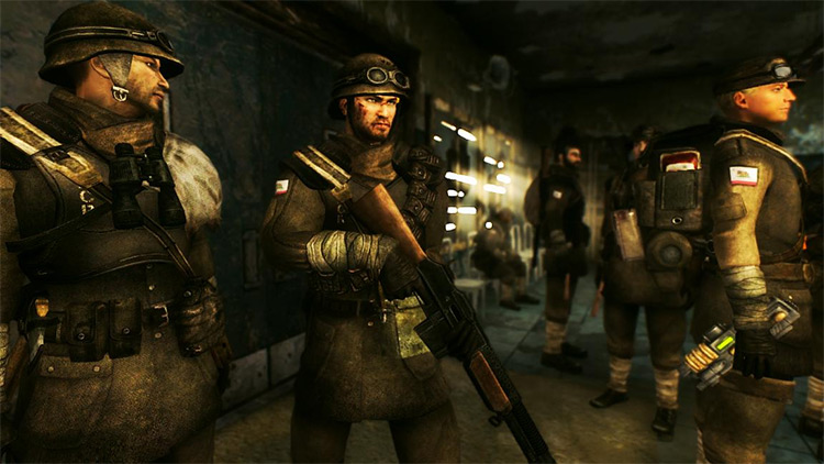 NCR Trooper Overhaul mod