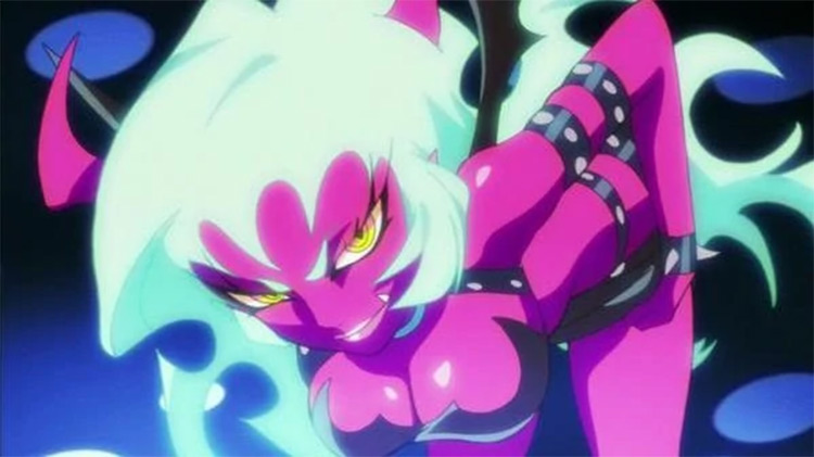 Scanty anime character