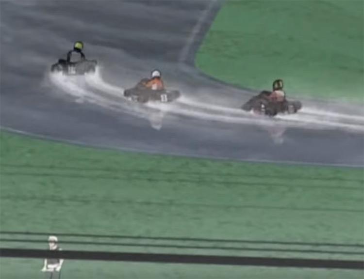 Capeta anime screenshot