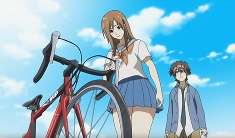 Over Drive anime screenshot