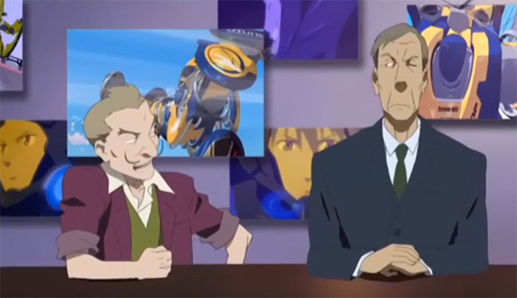 Immortal Grand Prix anime screenshot