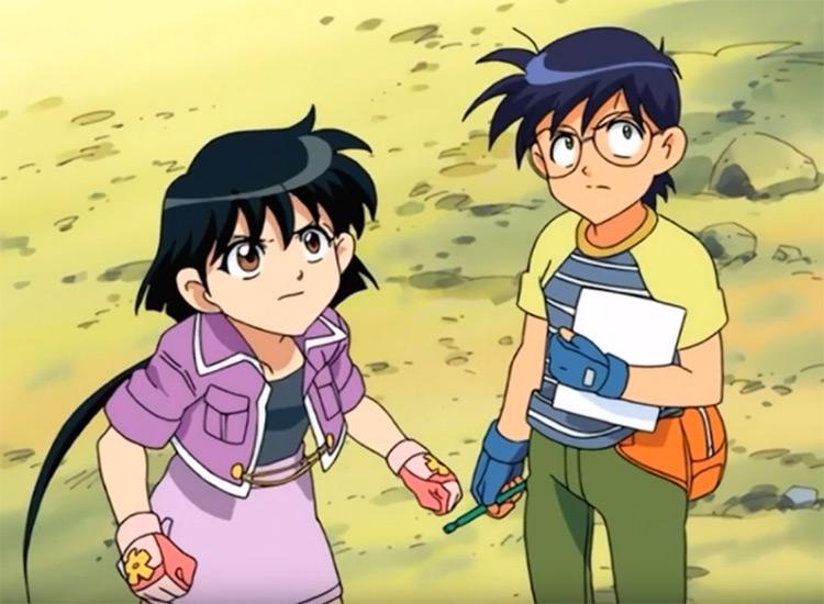 Idaten Jump anime