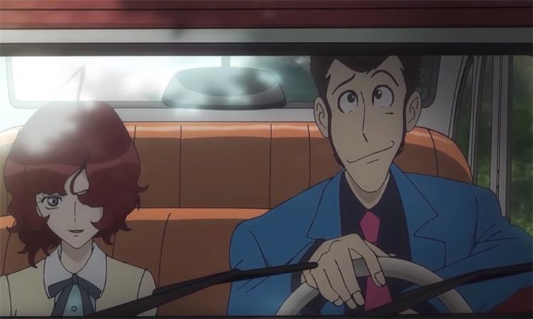Lupin III part 5 screenshot
