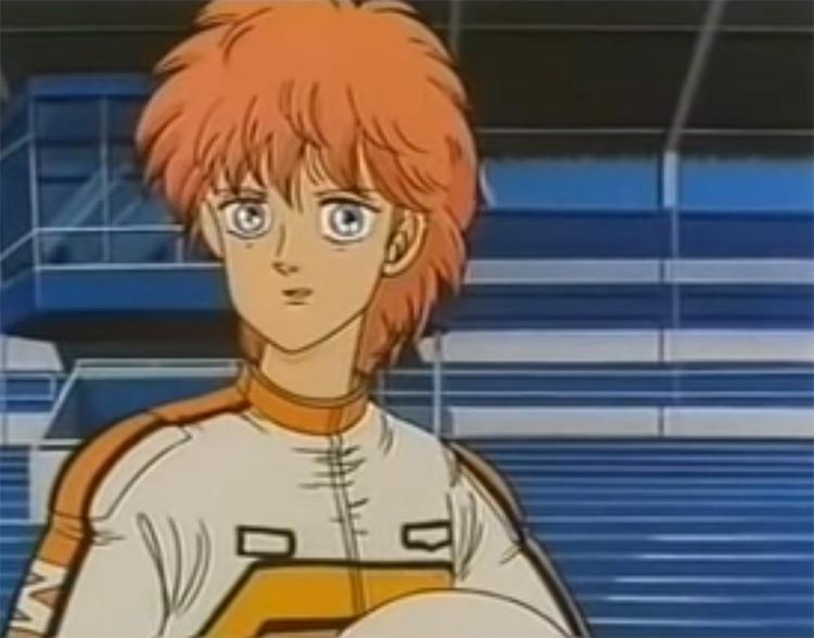 Bari Bari Densetsu anime screenshot