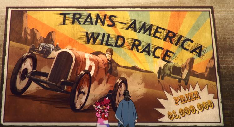 Appare-Ranman anime screen preview