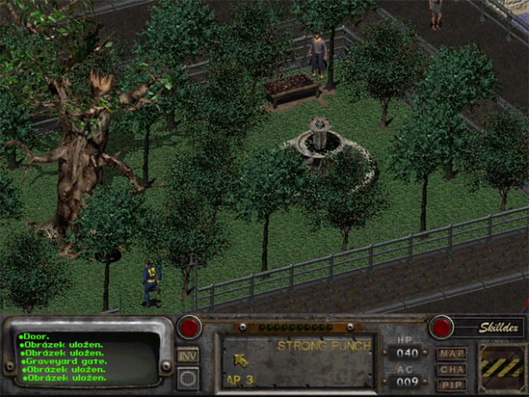Fallout2 Between Good and Evil mod