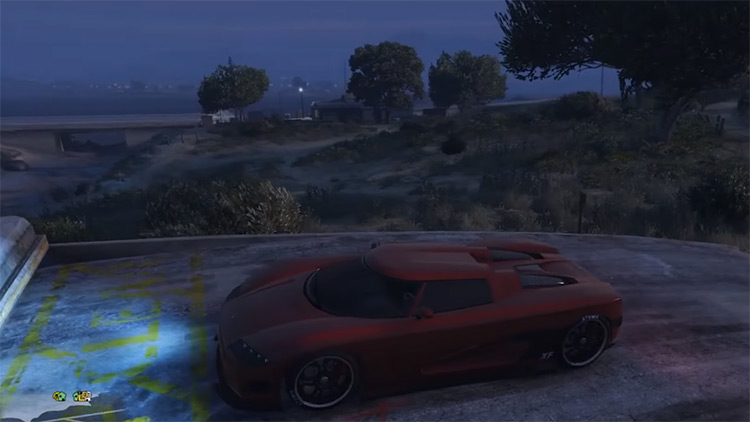 Grapeseed Bunker in GTA Online