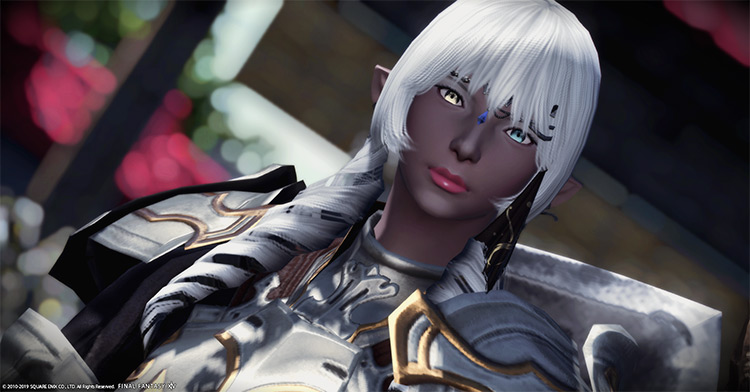 Owl's Eyes of Eorzea FF14