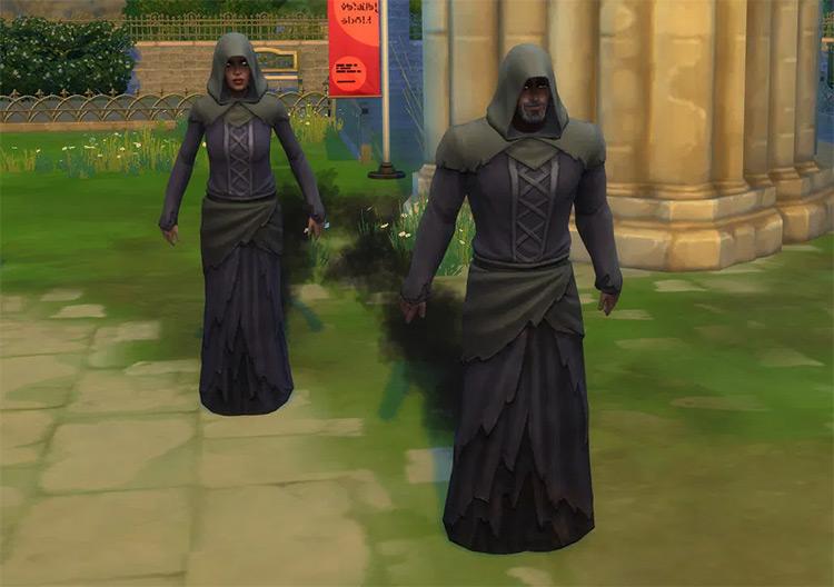 Reaper Trait mod