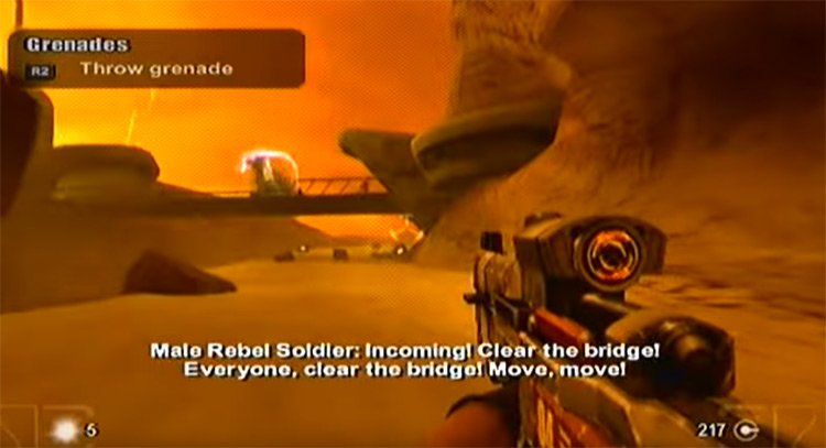 TimeSplitters: Future Perfect screenshot