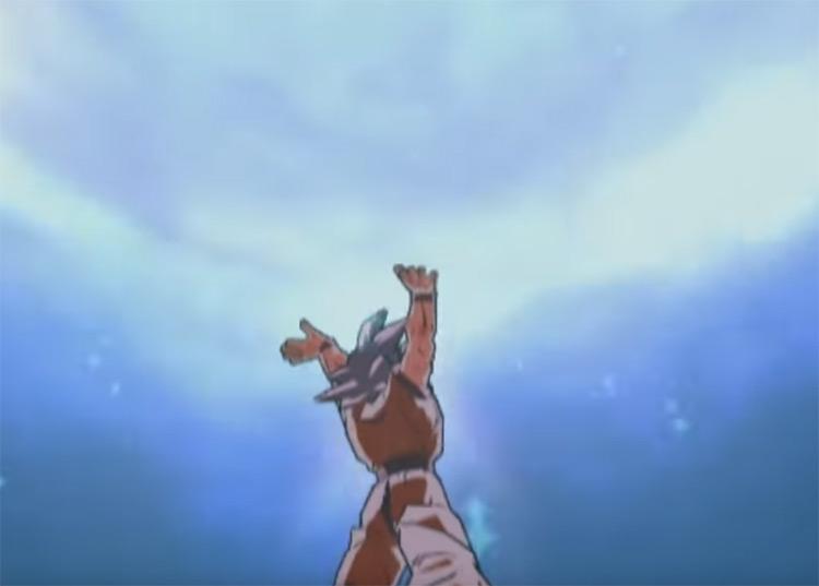Dragon Ball Z: Budokai 3 screenshot
