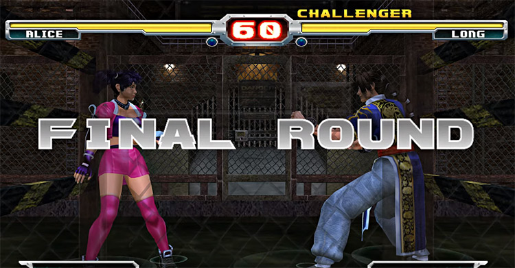 Bloody Roar 3 screenshot