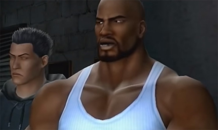 Def Jam: Fight for NY screenshot